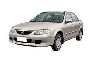 Запчасти Mazda 323