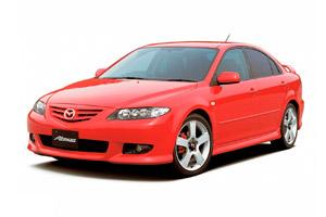 Запчасти Mazda Atenza