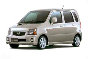 Запчасти Mazda Autozam