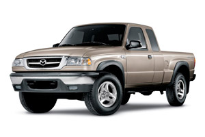 Запчасти Mazda B-series