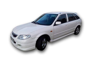 Запчасти Mazda Etude