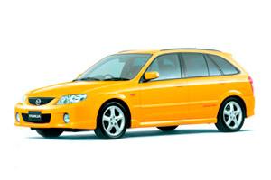 Запчасти Mazda Familia