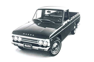 Запчасти Mazda Pick-Up