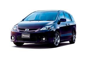 Запчасти Mazda Premacy
