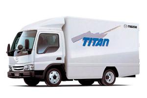 Запчасти Mazda Titan