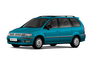 Запчасти Mitsubishi Space Wagon