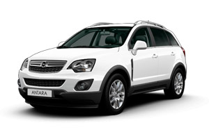 Запчасти Opel Antara
