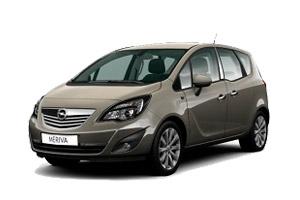 Запчасти Opel Meriva