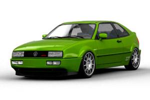 Запчасти Volkswagen Corrado