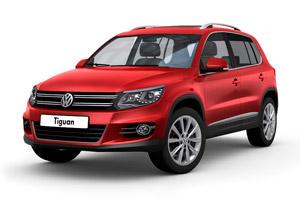 Запчасти Volkswagen Tiguan